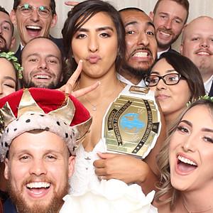 Brock & Soraya Wedding