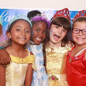 Princess Leila's Birthday Party