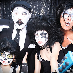 Coop's Kiss Birthday Party