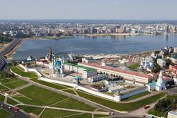 روسيا مدينة قازان