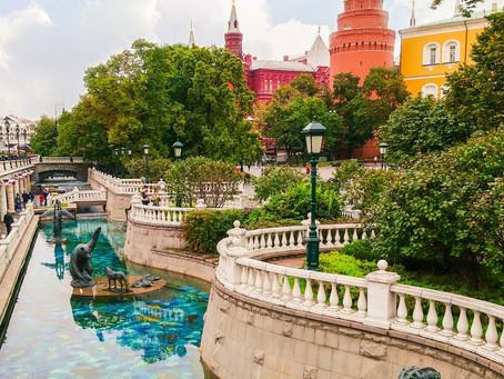 روسيا الطبيعة, الحضارة, الثقافة, الفن