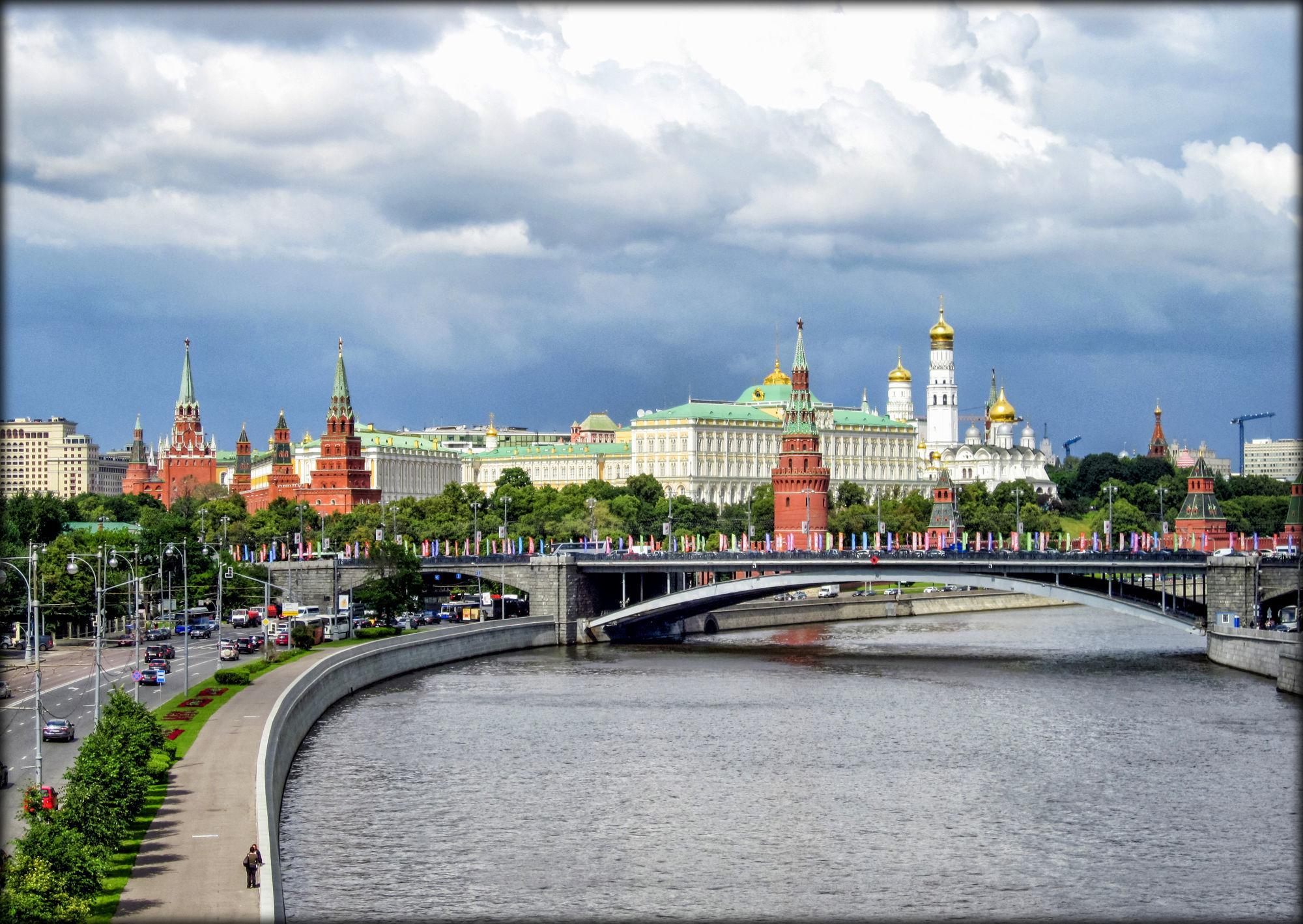 الكرملن في موسكو