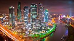 مباني موسكو سيتي