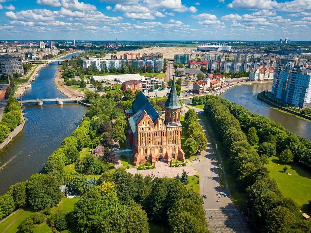 مدينة كالينينغراد