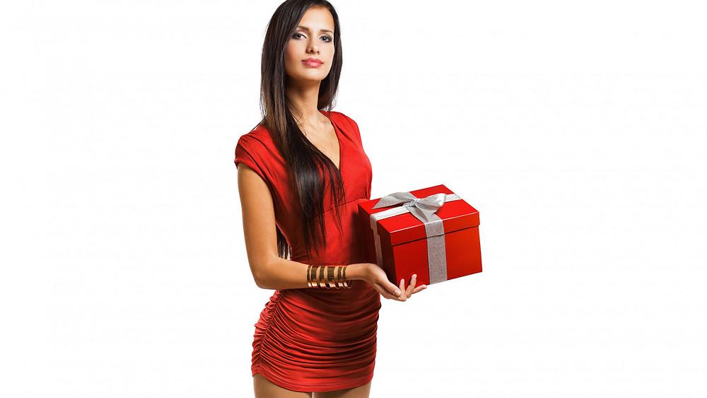 شراء هدايا للذكرى في روسيا