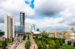 روسيا, مدينة يكاترنبورغ