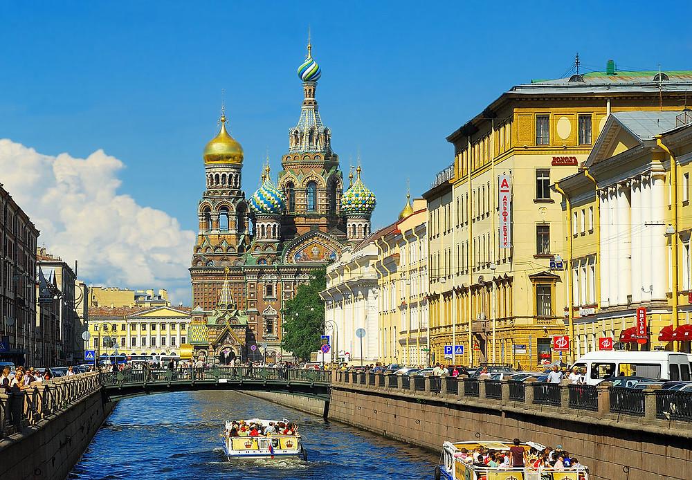من اهم معالم مدينة موسكو, كنيسة المخلص