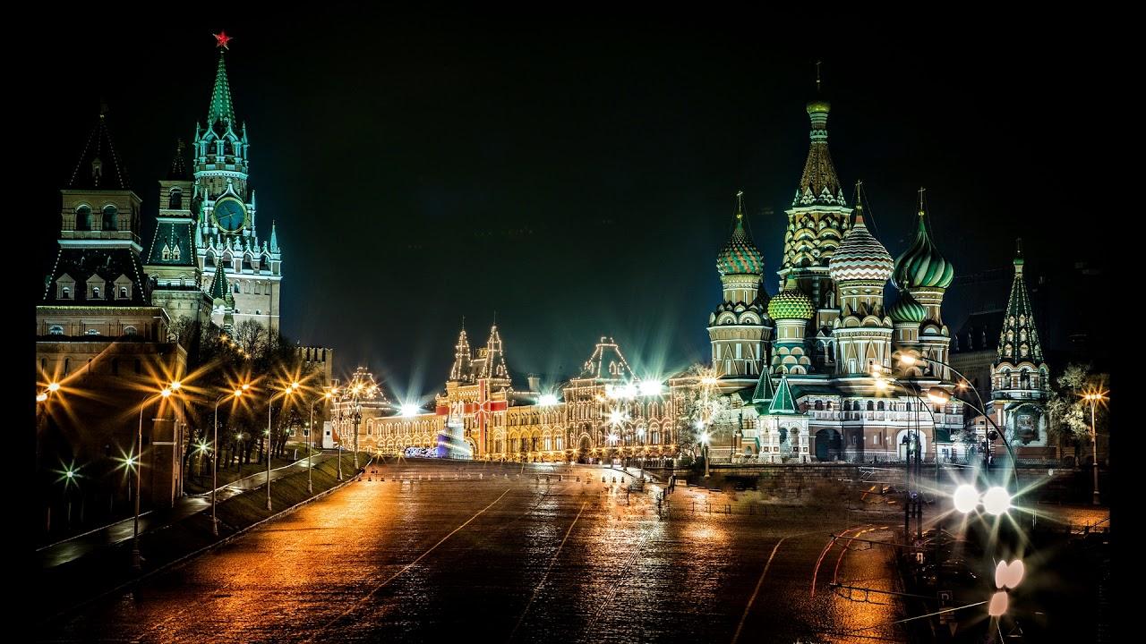 الساحة الحمراء في موسكو