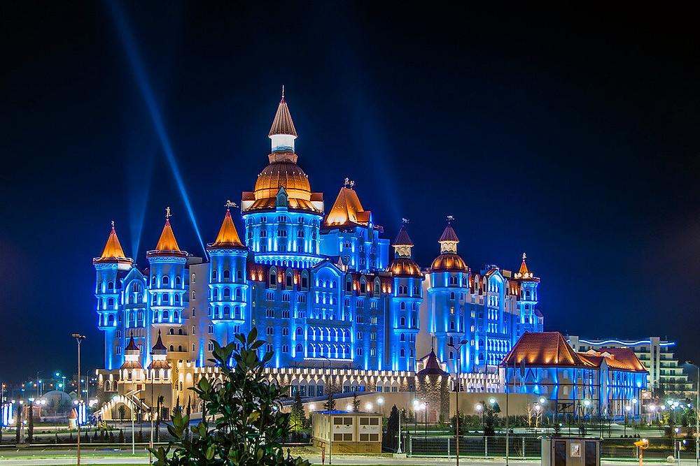 فندق في سوتشي