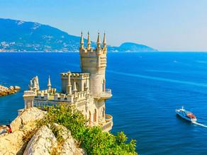 السياحة في شبه جزيرة القرم الروسية !