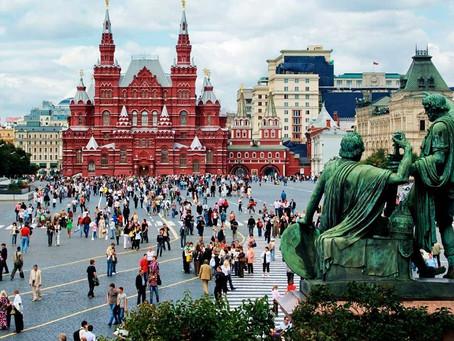 السياحة في روسيا للمسافرين العرب