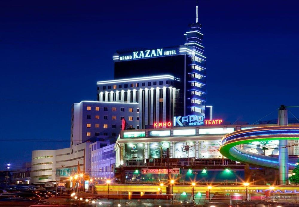 فنادق في مدينة قازان الروسية