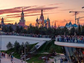السياحة في مدينة موسكو