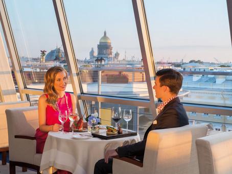 المطاعم في مدينة موسكو