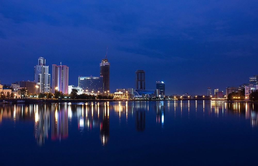 مدينة يكاترينبورغ الروسية للسياحة