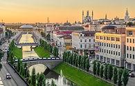 سياحة روسيا, حجز فندق او شقة في كازان
