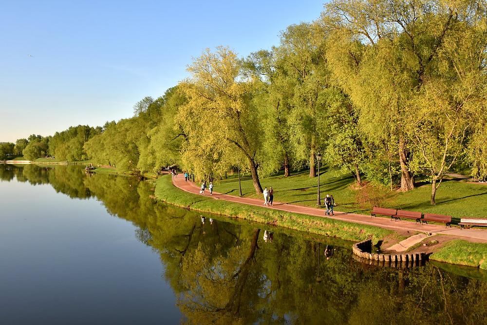 الطبيعة و حدائق و غابات في روسيا
