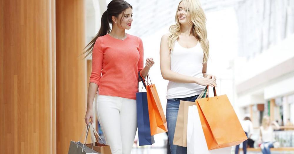 التسوق في المتاجر الروسية