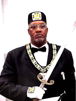 Sir. Knight Eric D. Carter, Sr. Right Eminent Grand Commander
