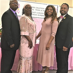 Pink & Pearls Breast Cancer Awareness Banquet Presented by Bathsheba Chapter#44