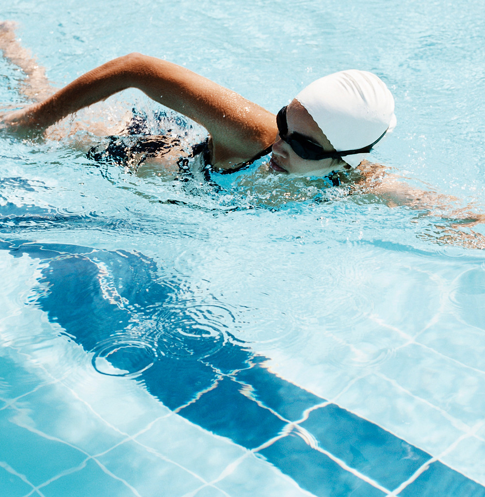 beginner swimming workout guide