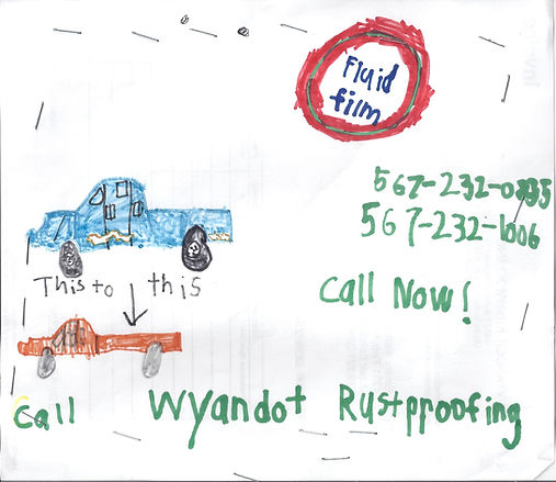 Wyandot RustProofing, Upper Sandusky, Ohio