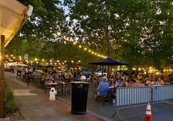 Harvest - Evening Street Seating