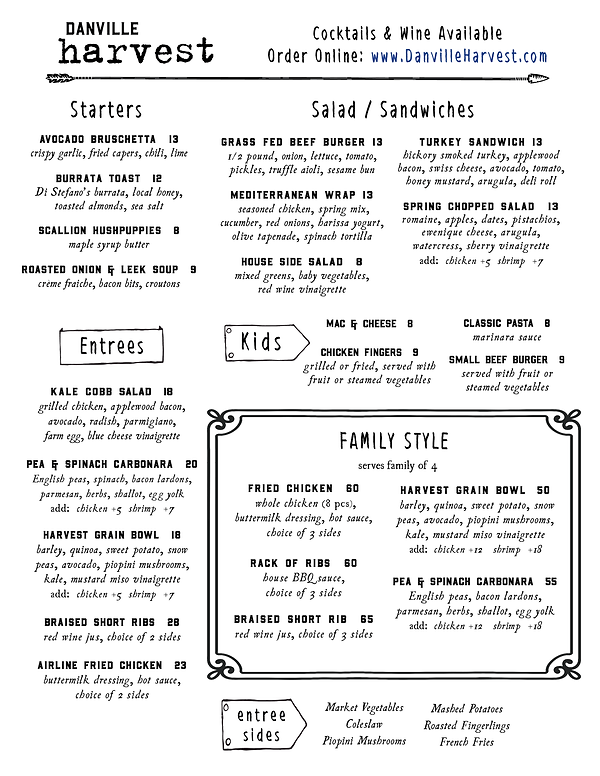 Harvest - Take Out Menu April 2020 v2.pn