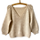 Thumbnail: Casia Sweater V-neck PDF norwegian version
