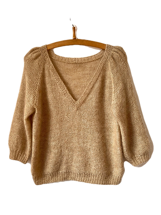 Eius Sweater V-neck PDF danish version