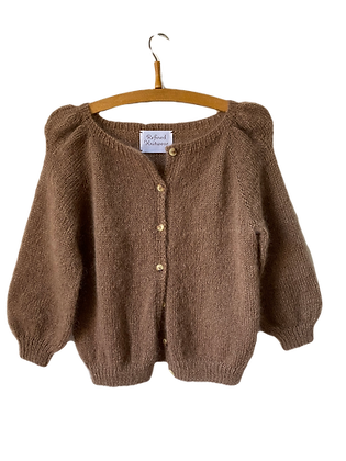 Casia Cardigan Mohair Only