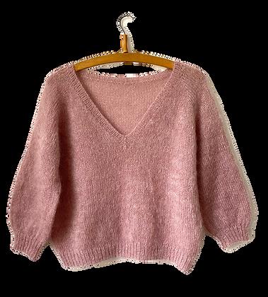 Nigrum Sweater V-neck PDF english version