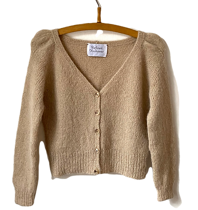Casia Cropped Cardigan PDF norwegian version