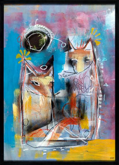 Foxylicious # 1