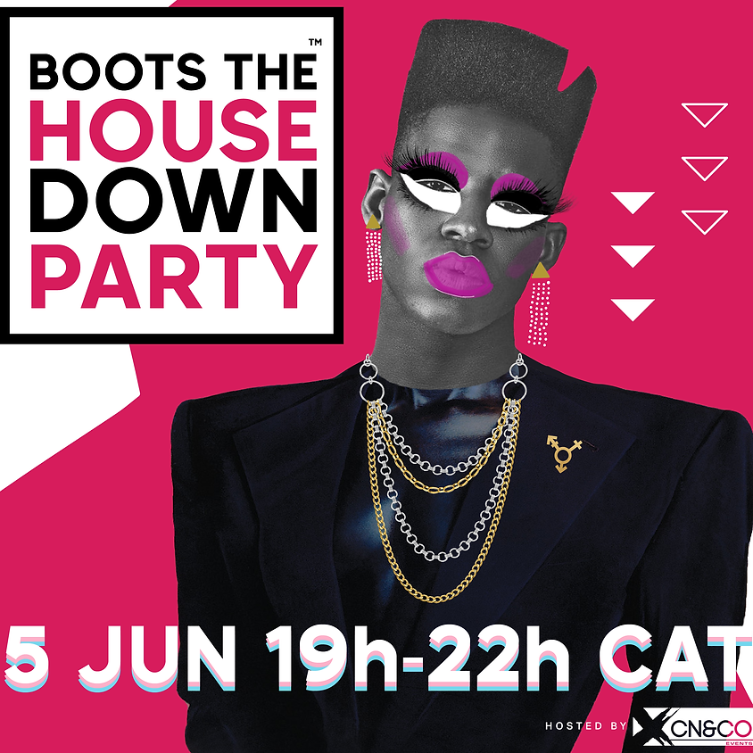 Boots The House Down Party
