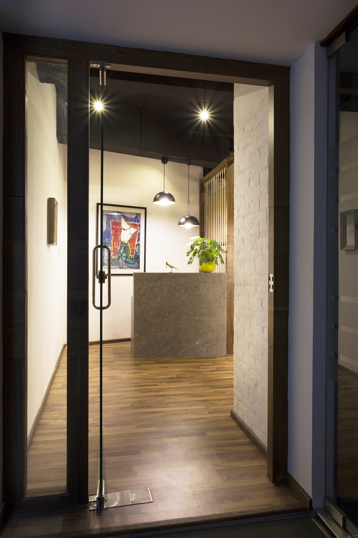 Entrance - Reception