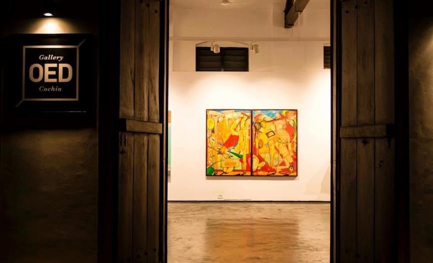 OED Art Gallery