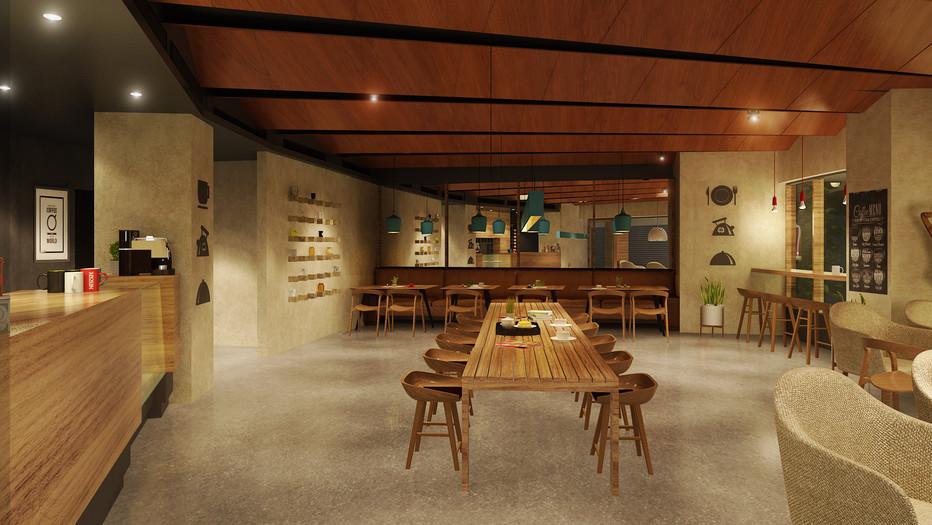 Cafe concept @ Calicut