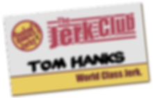 The Jerk Club Card