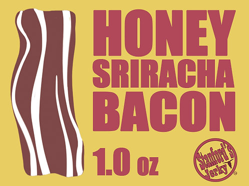Honey Sriracha Bacon 1.0 oz