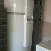 Installation d'un chauffe-eau thermodynamique Atlantic