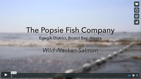 popsie fish company movie bristol bay alaska salmon sockeye