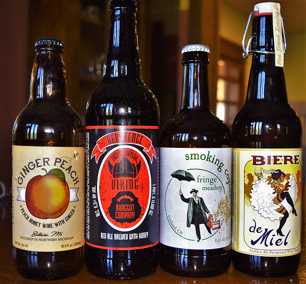 Braggots (Mead as Beer)