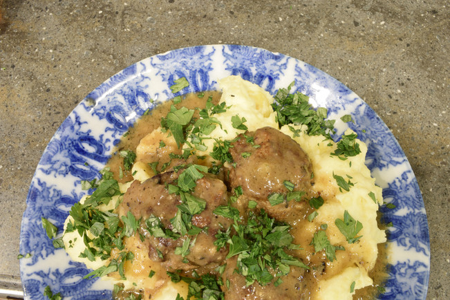 Swedish Meatballs Recipe with Mead Pairing