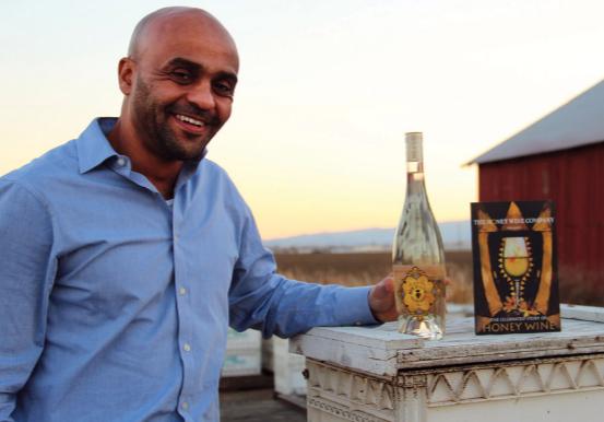 Ayele Solomon Honey Wine Company mead tej