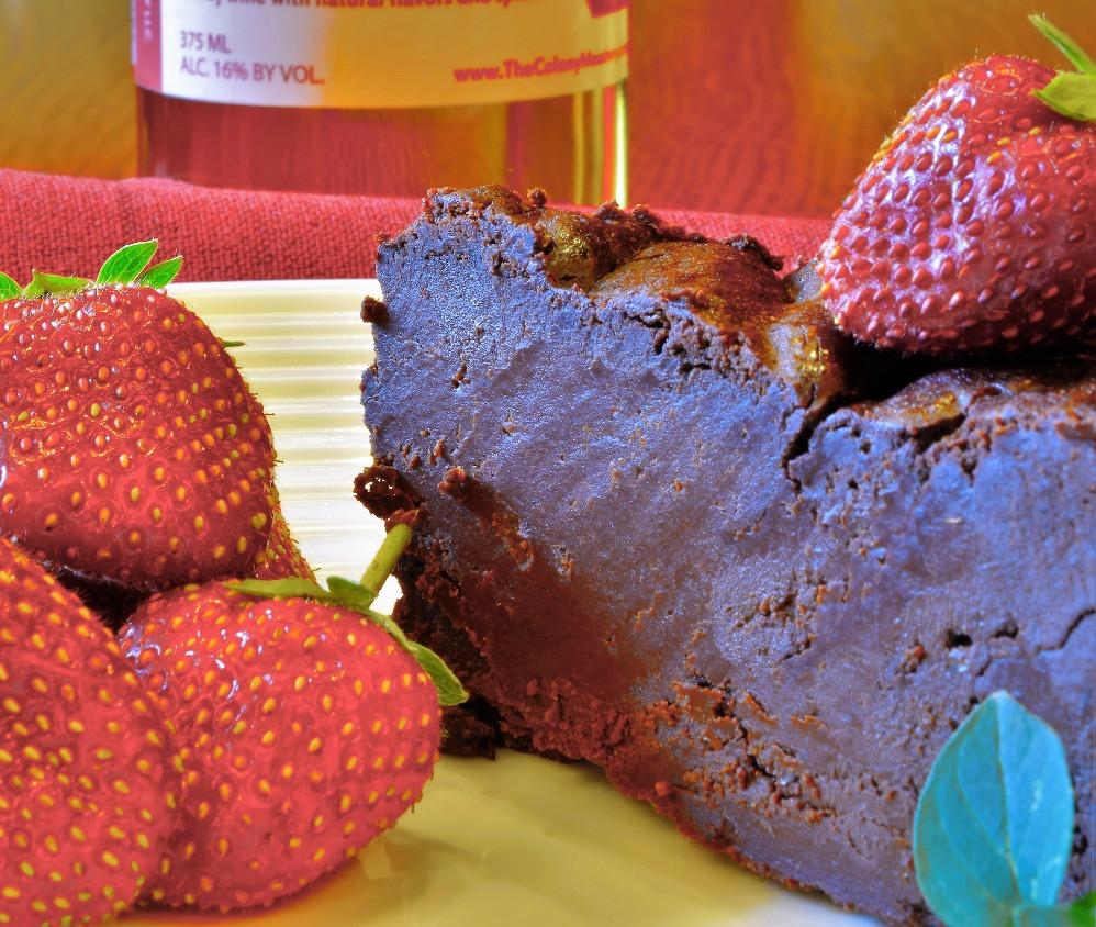 paleo flourless chocolate cake recipe mead pairing