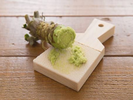 Real Wasabi is an Oregon Farm Product