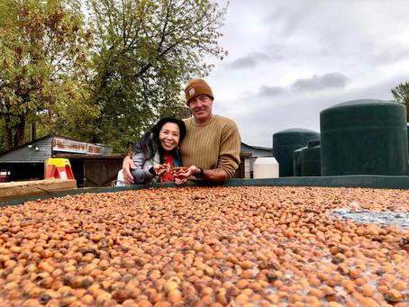 Love Hazelnuts