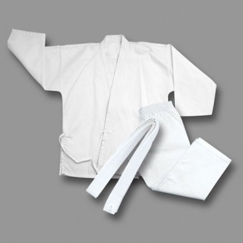 White Student Uniforms