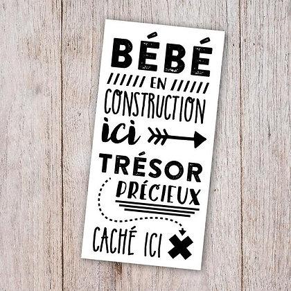 Pico-Bébé en construction - Grossesse